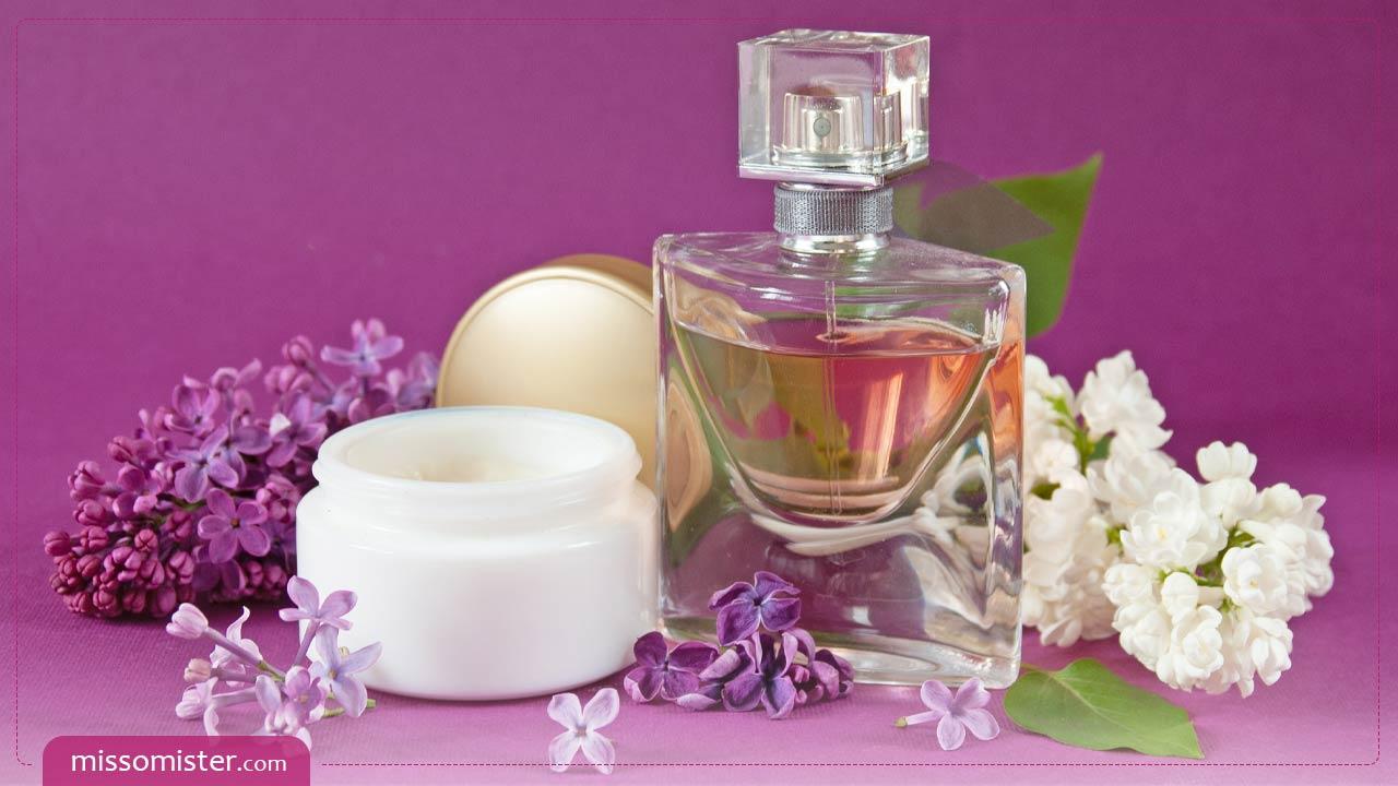 آموزش ترفندهای ساخت عطر خانگی با صابون و گلاب و گیاهان طبیعی
