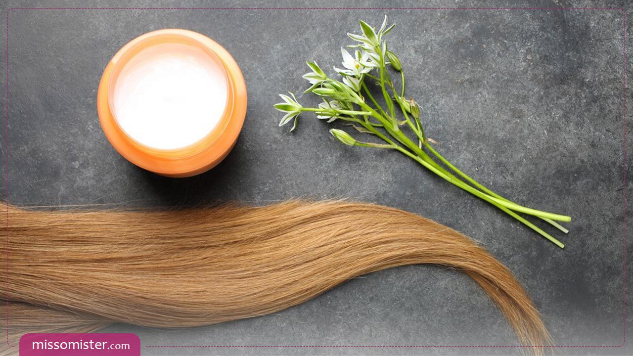 از خشکی یا وز موها کلافه شدید؟ بهترین نرم کننده طبیعی مو سر اینجاست!