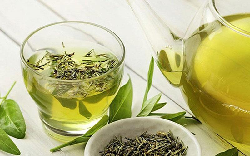 جلوگیری از شل شدن پوست با مصرف چای سبز