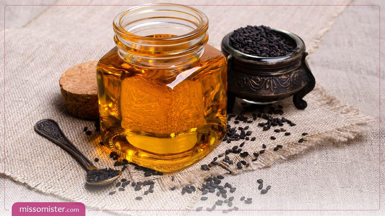 مهمترین خواص روغن سیاه دانه اصل برای پوست و مو