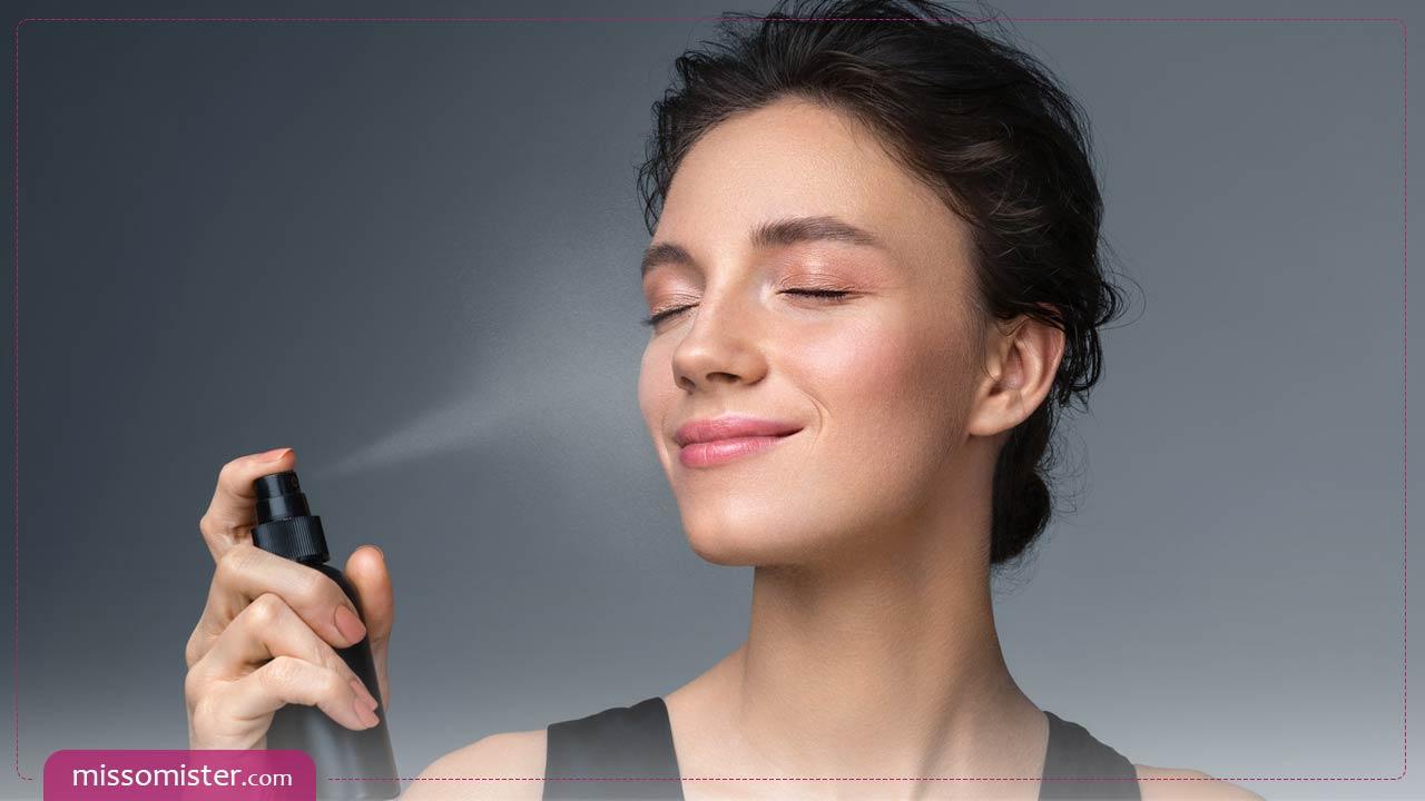 فیکساتور چیست و بهترین مارک فیکس کننده آرایش کدام است؟
