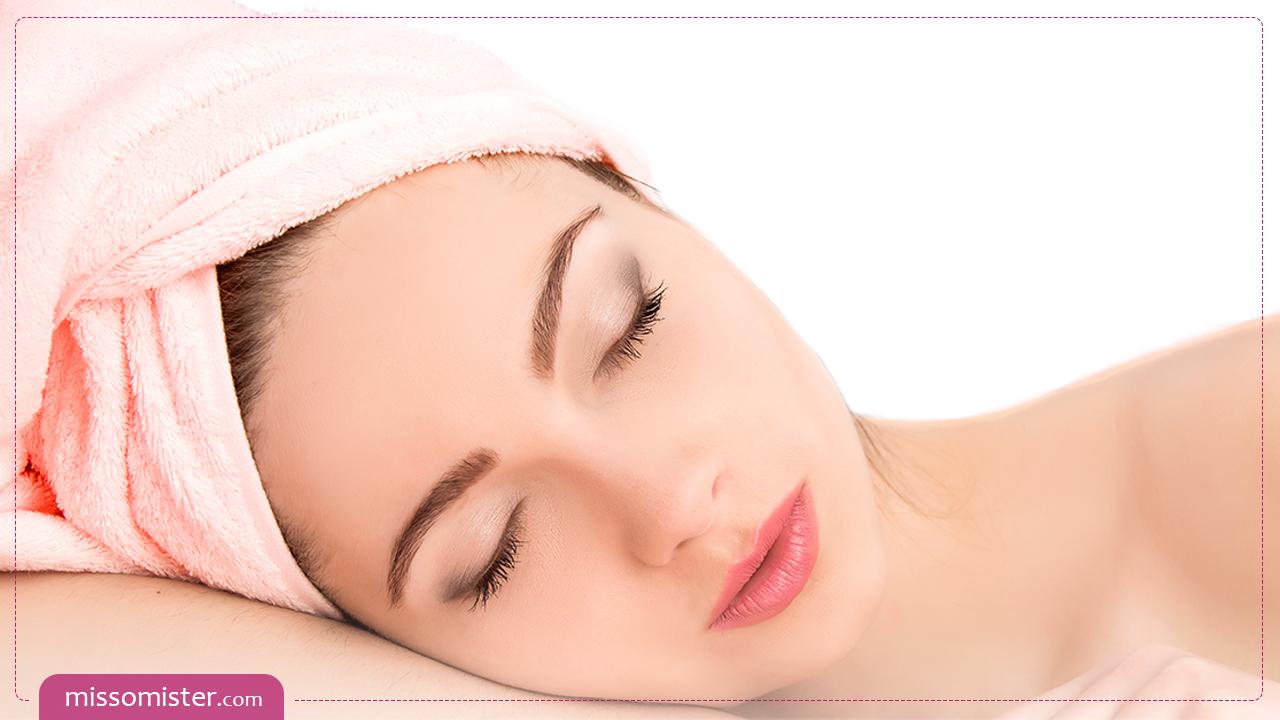 9 عارضه وحشتناک خوابیدن با موی خیس که احتمالا نمی دانید