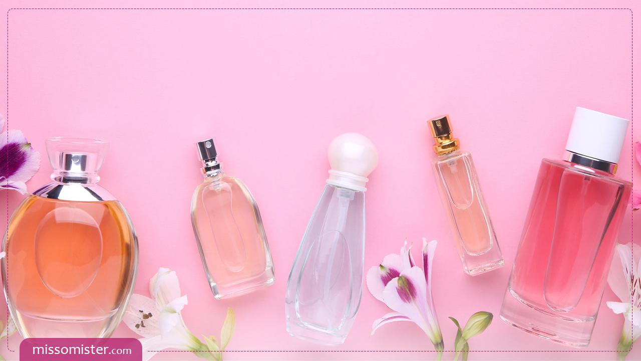 هر آنچه باید در مورد انواع عطر و نکات مربوط به آن بدانید