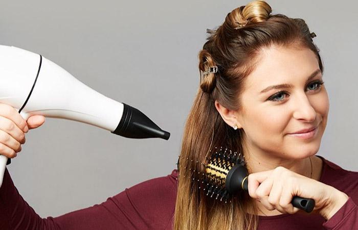 برس مو حرفه ای برای براشینگ مو