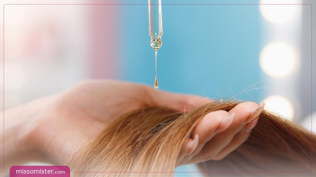 روغن تراپی مو چیست و چطور در خانه آن را انجام دهیم؟
